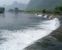 rafting on Yulong river