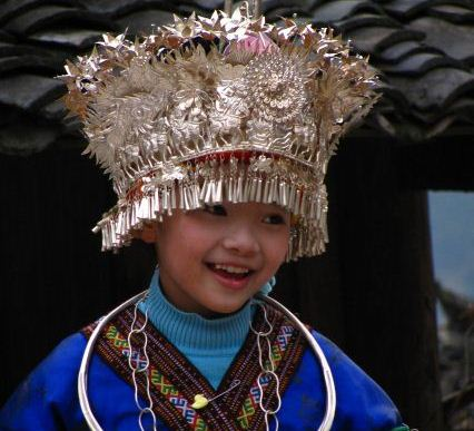 Miao Ethnic in Kaili