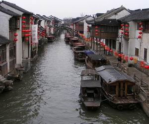Grand Canal in Suzhou