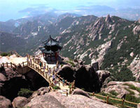 Discovering spirituality on Mount Laoshan