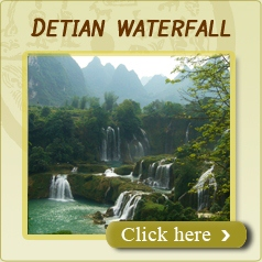 5 days Green City Nanning and Detian Waterfall Tour